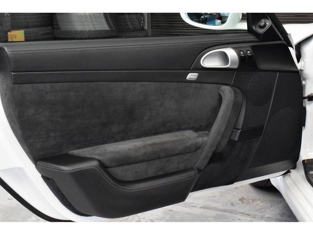 911 GT3 Street PCCB レザーインテリア(11枚目)