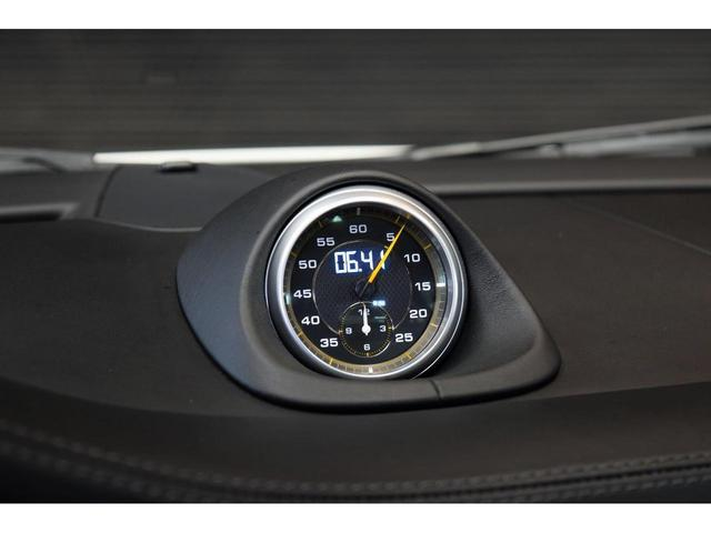 911 GT3 Street PCCB レザーインテリア(13枚目)