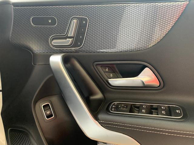 A250 4マチックセダン 記録簿 禁煙車 ETC レーダーセーフティPK・メーカー保証(11枚目)