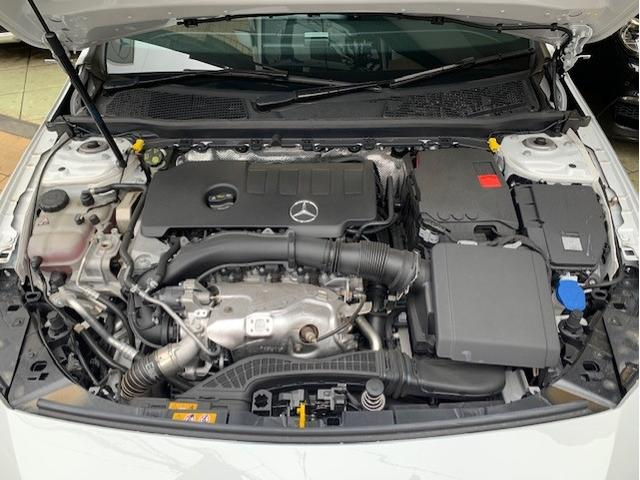 A250 4マチックセダン 記録簿 禁煙車 ETC レーダーセーフティPK・メーカー保証(19枚目)