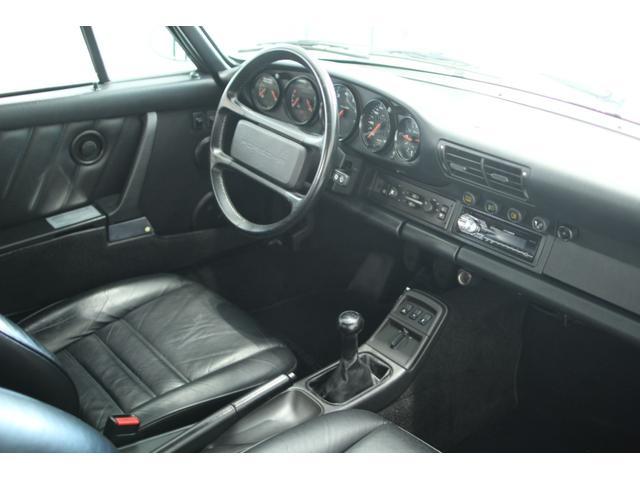 911カレラ2 カブリオレ 5速MT ディーラー車(5枚目)