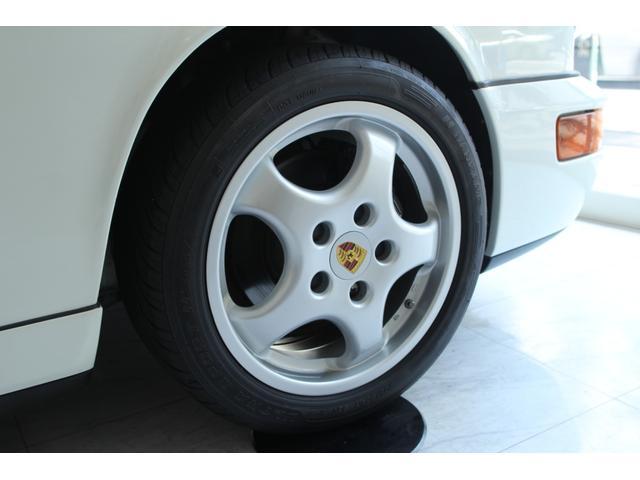 911カレラ2 カブリオレ 5速MT ディーラー車(18枚目)