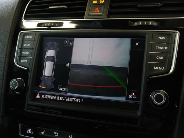 フォルクスワーゲン VW ゴルフR DCC 追従ACC ナビTV1オナ エアロ18AW 2年保証