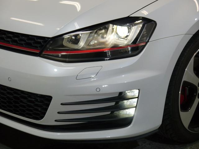 フォルクスワーゲン VW ゴルフGTI DCC-P 可変サス追従ACC エアロ18AWナビ 2年保証