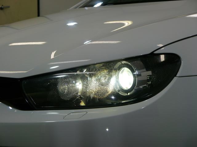 フォルクスワーゲン VW シロッコ 2.0TSI後期 DCC可変サス 黒革 地デジナビ2年保証