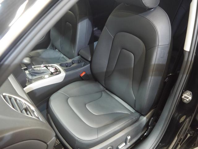 アウディ アウディ A4アバント 2.0TFSIラグジュアリーL 新車保証1オナ追従クルコン革
