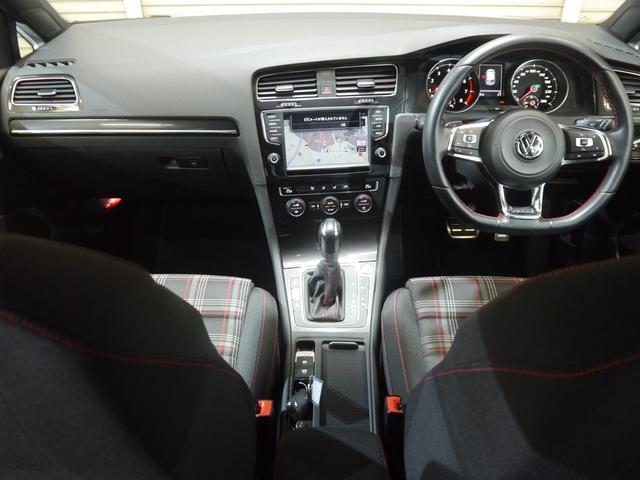 フォルクスワーゲン VW ゴルフGTI DCC-P エアロ18AW ナビTV 追従クルコン 2年保証