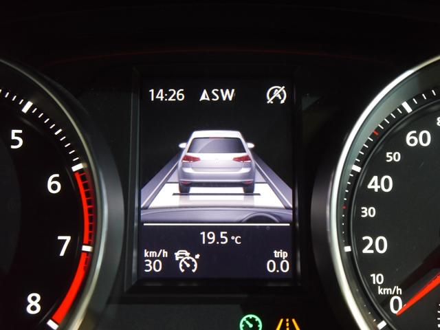 フォルクスワーゲン VW ゴルフGTI DCC レザーP 1オーナ 黒革 ナビTV ACC 2年保証