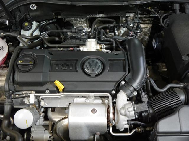 1,400cc 直列4気筒DOHCインタークーラー付ターボエンジン・7速DSGトランスミッション(デュアルクラッチトランスミッション)・スタートストップシステム(アイドリングストップ機能)搭載!