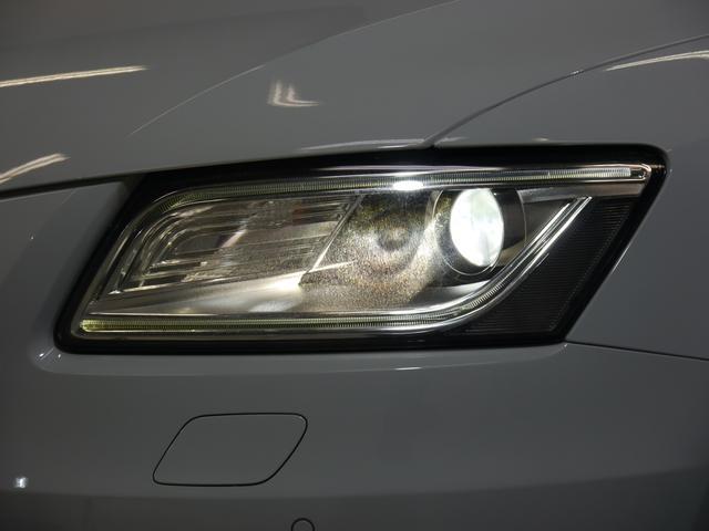 NEWデザインウィングタイプLEDポジショニングライト付キセノンヘッドライト☆関東最大級のAudi・VW専門店!豊富な専門知識・経験で納車後もサポートさせていただきます☆