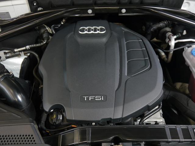 2,000cc直列4気筒直噴インタークーラー付ターボエンジン/224馬力(カタログ値)・8速ティプトロニックA/T・クワトロシステム/4WD・スタートストップシステム(アイドリングストップ機構)搭載!