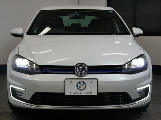 ゴルフ GTE DCC-P!新車保証・PHEV・専用18AW&可変ダンパー・LEDヘッド・追従クルコン・レーンキープ・スポーツシート・ディスカバナビTV電格Bカメラ・Bオートホールド・パドルシフト装備