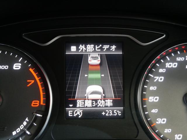 2.0TFSIクワトロ 1オナ 黒革 LEDヘッド 2年保証(16枚目)
