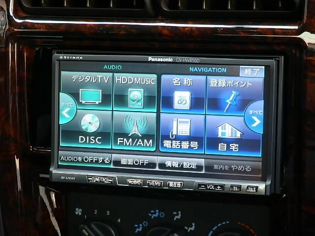 リミテッド黒革HDDナビフルセグETCHIDリフトUP整備付(19枚目)