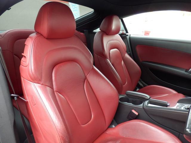 アウディ アウディ TTクーペ 2.0TFSI限定車 赤本革 Fスポイラー19AW 1年保証
