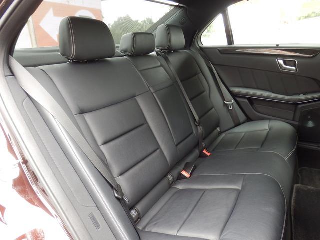 E550アバンギャルド AMGスポーツPKG 黒革 1年保証(13枚目)