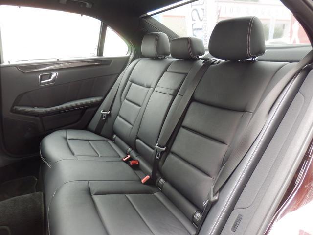 E550アバンギャルド AMGスポーツPKG 黒革 1年保証(19枚目)