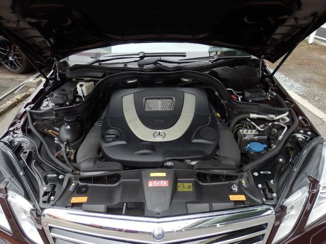E550アバンギャルド AMGスポーツPKG 黒革 1年保証(20枚目)