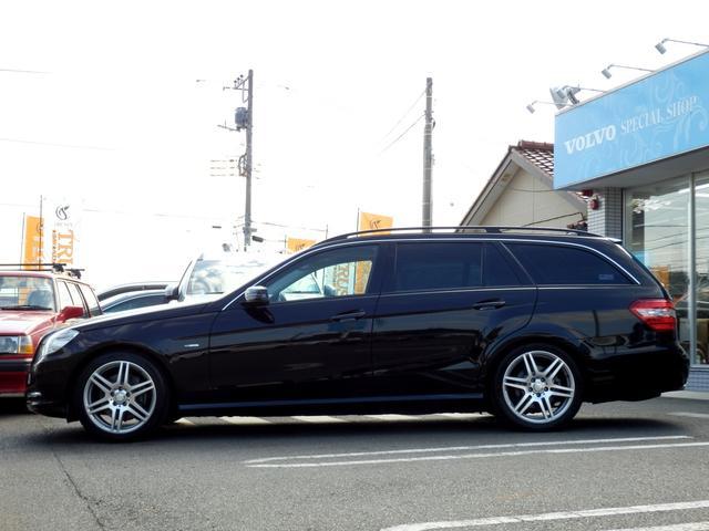 E250CGI BEワゴン ブラウン革 ナビTV 1年保証(6枚目)