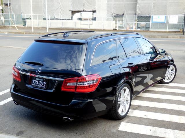 E250CGI BEワゴン ブラウン革 ナビTV 1年保証(11枚目)