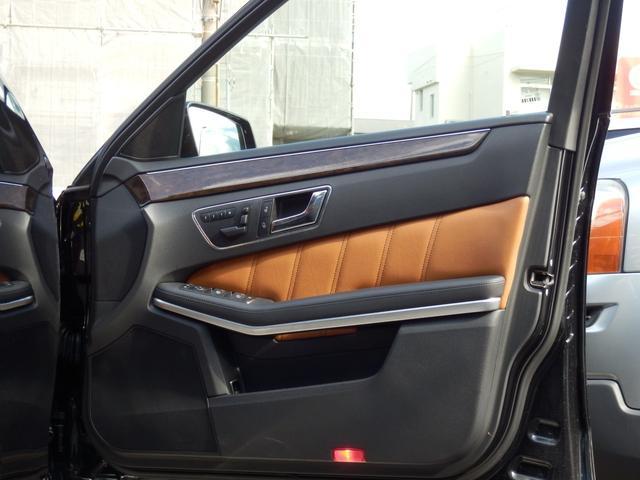 E250CGI BEワゴン ブラウン革 ナビTV 1年保証(20枚目)