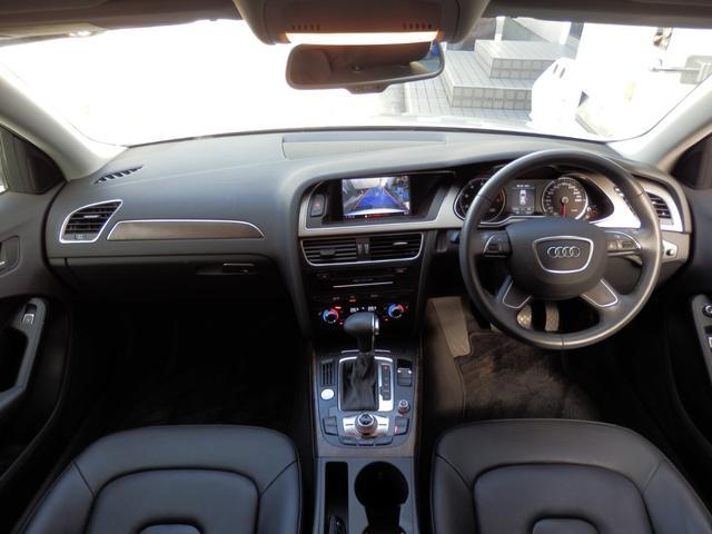 2.0TFSI SEパッケージ 後期型 ディーラー下取車 1オーナー車 ブラックレザーインテリア シートヒーター パワーシート HDDナビ フルセグTV CD DVD BTオーディオ バックカメラ 禁煙車(14枚目)