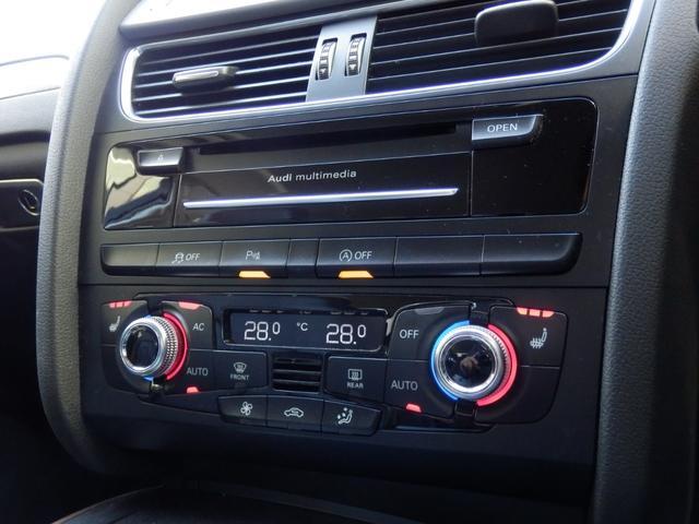 2.0TFSI SEパッケージ 後期型 ディーラー下取車 1オーナー車 ブラックレザーインテリア シートヒーター パワーシート HDDナビ フルセグTV CD DVD BTオーディオ バックカメラ 禁煙車(24枚目)