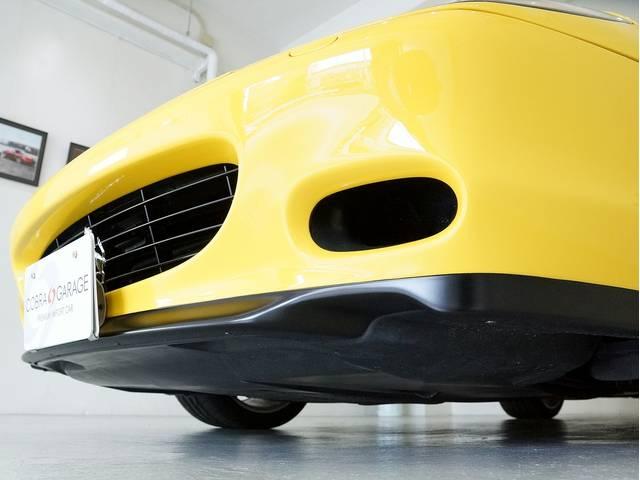 フェラーリ フェラーリ 575 D車 ブラックレザーイエローステッチ