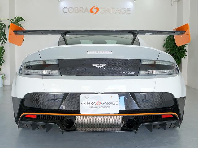 アストンマーティン アストンマーティン V12ヴァンテージ GT12 世界限定100台 正規D車