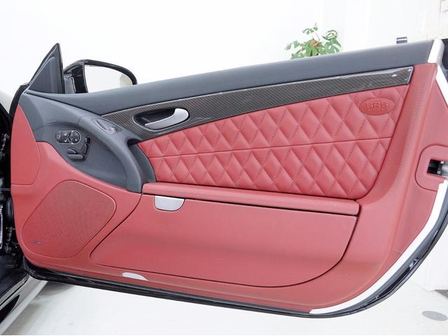 AMG AMG 正規D車 後期SL65 AMG レッド内装