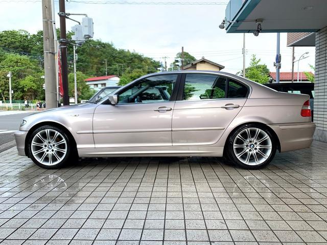 320iスポーティダイヤモンド 限定車 黒レザー HID(5枚目)