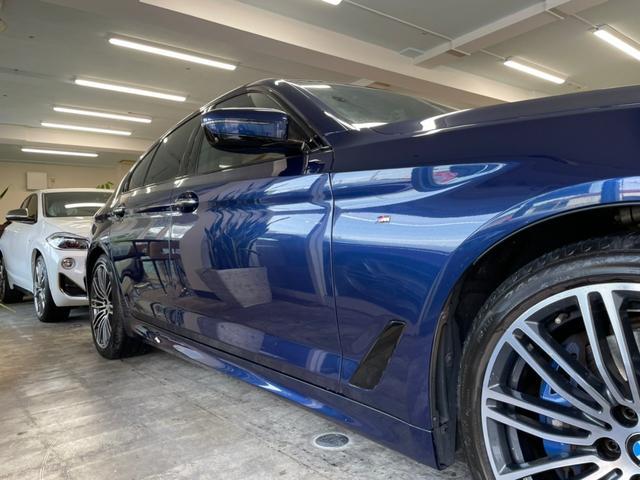 530i Mスポーツ 1オーナー・アドバンスパッケージ・黒レザー・コンフォートシート・ヘッドアップディスプレイ・ソフトクローズドア・オートトランク・LED・Dアシストプラス(4枚目)