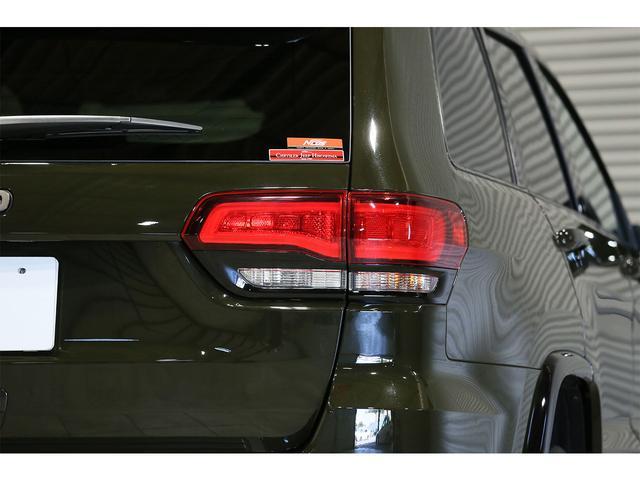 クライスラー・ジープ クライスラージープ グランドチェロキー 75thアニバーサリーED 限定車 ベージュレザー 20AW