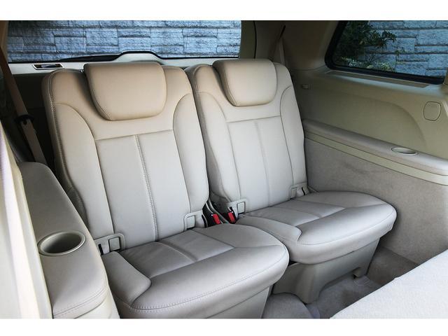メルセデス・ベンツ M・ベンツ GL350ブルーテック ベージュ革 リアエンタメ ディーゼル