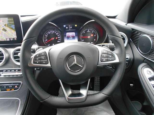 メルセデス・ベンツ M・ベンツ C220dアバンギャルド AMGライン レーダーセーフティ