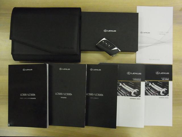 レクサス LC LC500 Sパッケージ