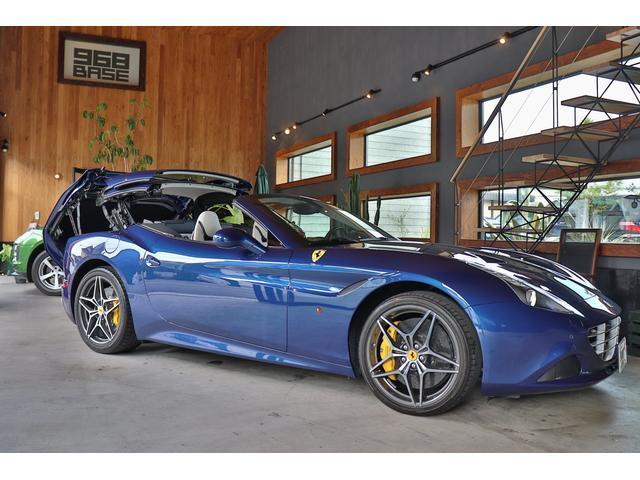「フェラーリ」「フェラーリ カリフォルニアT」「オープンカー」「神奈川県」の中古車27