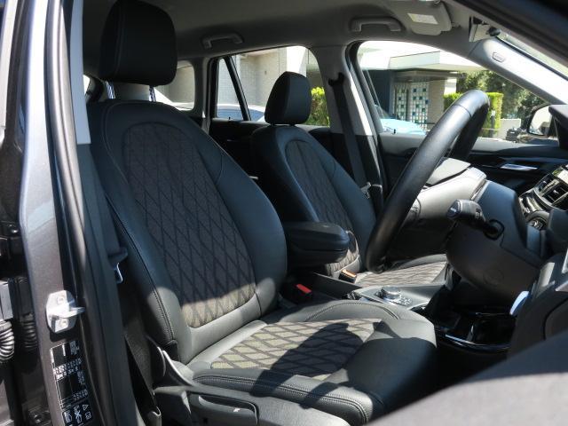 xDrive 18d xライン 新車保証付き コンフォートPKG インテリジェントセーフティー ACC 衝突軽減ブレーキ ハーフレザー ナビ Bカメラ(11枚目)