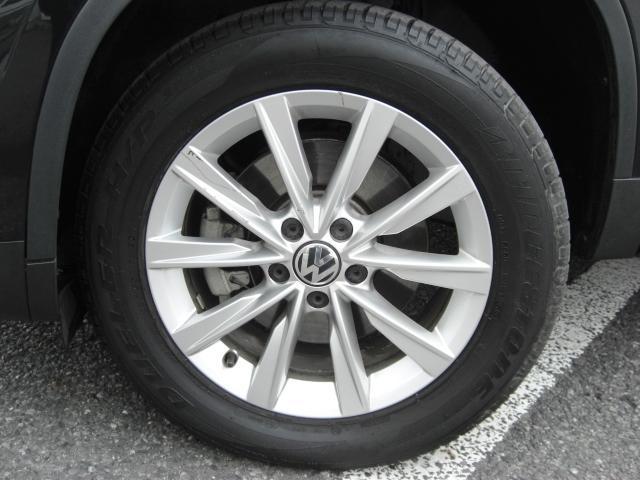 フォルクスワーゲン VW ティグアン TSI BlueMotion Technology