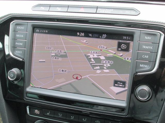 フォルクスワーゲン VW パサート 2.0 R-Line DiscoverPro 社用車 禁煙車