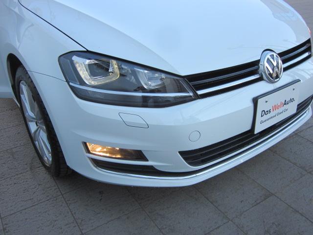 フォルクスワーゲン VW ゴルフ TSI Highline Dis Pro ETC