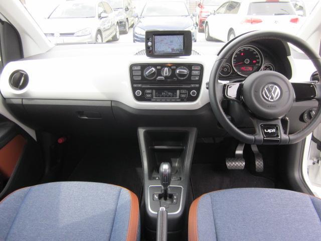 フォルクスワーゲン VW アップ! move up! 4Door NaviEtc