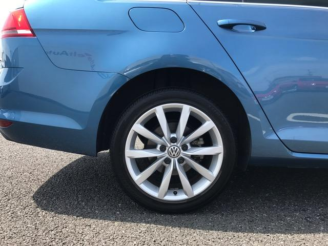 フォルクスワーゲン VW ゴルフヴァリアント TSI Highline Navi ACC ワンオーナー車