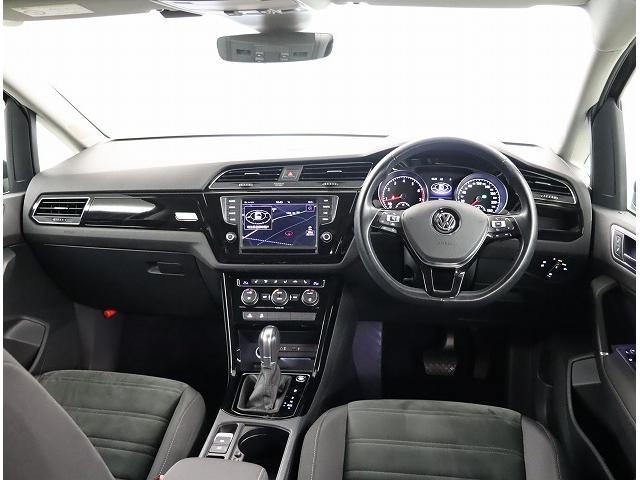 TSI ハイライン 認定中古車 純正ナビDiscoverProパッケージ 後部座席ツインモニター(5枚目)