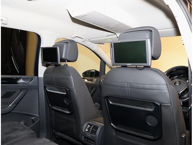TSI ハイライン 認定中古車 純正ナビDiscoverProパッケージ 後部座席ツインモニター(11枚目)