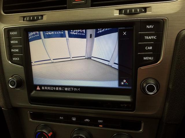 フォルクスワーゲン VW ゴルフヴァリアント TSIコンフォートラインBMTナビBカメラ衝突軽減ブレーキ