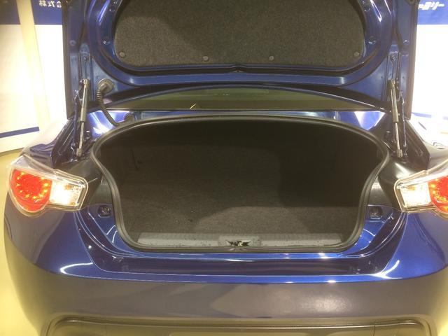 スバル BRZ S SDナビETC17インチAW新車保証継承