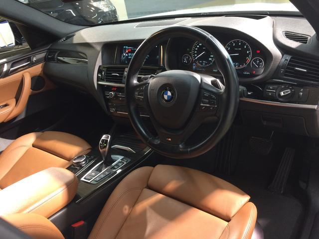 xDrive 28i MスポーツブラウンレザーACC新車保証(10枚目)