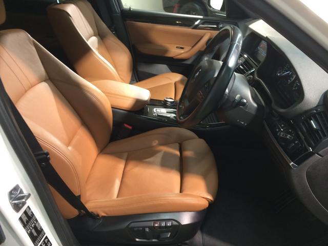 xDrive 28i MスポーツブラウンレザーACC新車保証(11枚目)