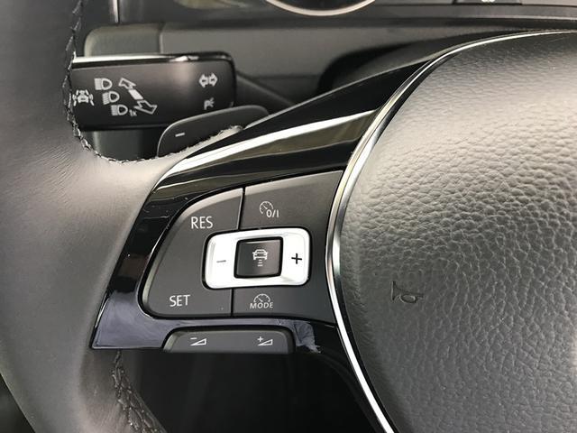 アダプティブクルーズコントロールACC付(全車速追従機能) クルーズコントロールにレーダーセンサーをくみあわせたシステムです